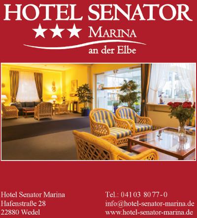 Hotel Senator Marina an der Elbe