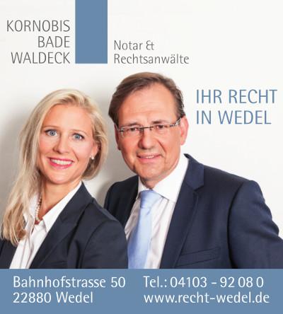 Kornobis, Bade, Waldeck - Notar & Rechtsanwälte
